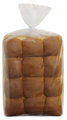 Hawaiian Sliced Dinner Roll 10-12ct