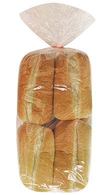 Whole Grain White Wheat Sliced Sub Bun 5