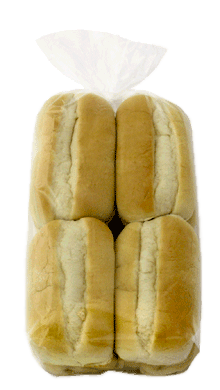 White Sliced Sub Bun 5