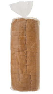 "White Bread 3/4"" 7-32oz Packaged"