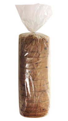"Cherry Oat Bran Bread 3/4"" 7-32oz Packaged"
