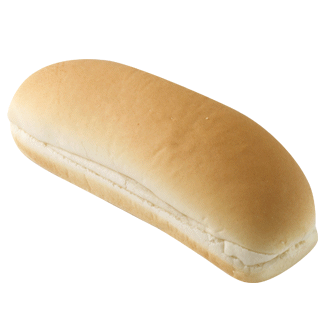"County Mills Hot Dog Bun 6"" 18-8ct Sliced 2"