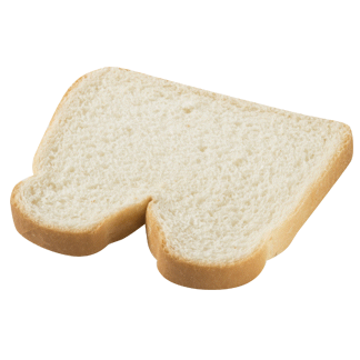 "County Mills Split Top White Bread 1/2"" 16-20oz Sliced 2"