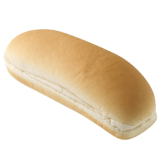 Honest to Goodness - Hot Dog Roll, White 15-8ct Sliced 2