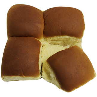 Hawaiian Sliced Dinner Roll 10-12ct Sliced