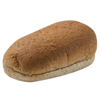 """Whole Grain Sliced Sub Bun 5"""" 12-8ct Sliced 2"""