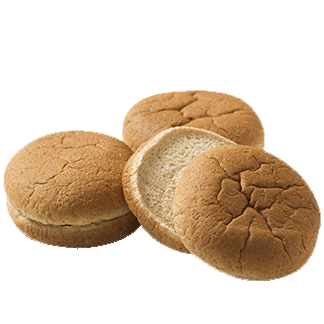 "100% Whole Wheat Hamburger Bun 4.5"" 6-12ct Sliced"