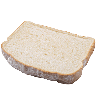 "High Crown White Bread 3/4"" 8-22oz Sliced 2"