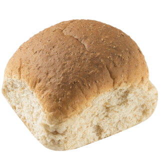 Whole Grain Dinner Roll 1.34oz 8-24ct Sliced 2