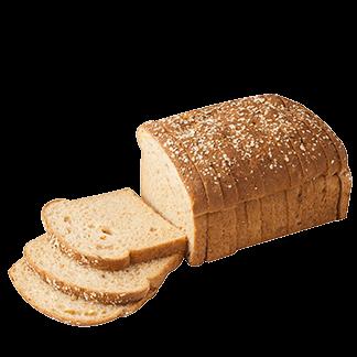 Non GMO Honey Crunchy Oat Bread, 10-24oz Sliced