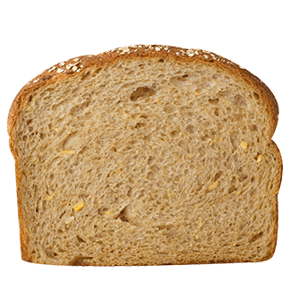Non GMO Honey Crunchy Oat Bread, 10-24oz Sliced 2