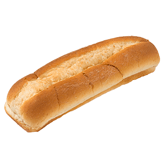 "Whole Grain Sliced Sub Bun 8"" 10-6ct Sliced 2"