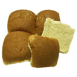 Whole Grain Sliced Dinner Roll 1.34oz 8-24ct Sliced