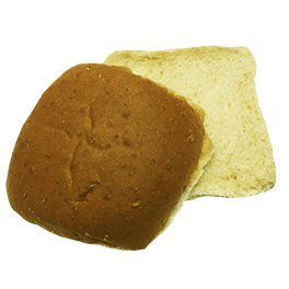 Whole Grain Sliced Dinner Roll 1.34oz 8-24ct Sliced 2