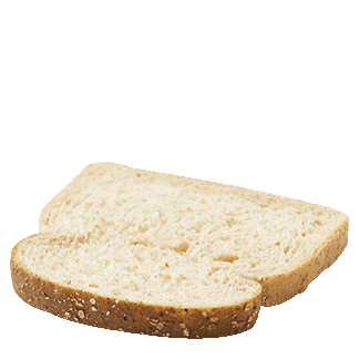 "Lite Whole Grain Bread 1/2"" 16-20oz Sliced 2"