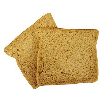 100% Whole Wheat Pullman Bread 30ct 12-22 oz Sliced 2