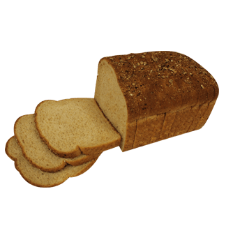 "High Crown Malted Barley Bread 5/8"" 8-22oz Sliced"