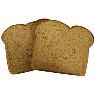 "High Crown Malted Barley Bread 5/8"" 8-22oz Sliced 2"