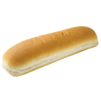 "Gourmet Hot Dog Bun 8"" 4-6ct Sliced 2"