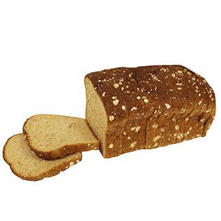 Organic 100% Whole Wheat Bread, 10-18oz Sliced