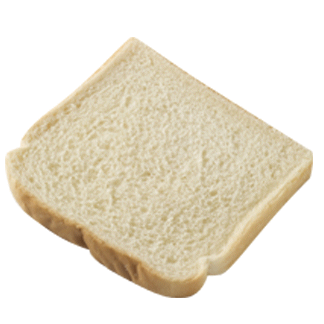 "White Pullman Bread 1/2"" 12-22oz Sliced 2"