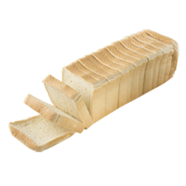 "Texas Toast Bread 3/4"" 12-22oz Sliced"