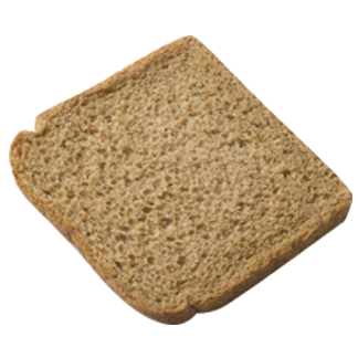 "100% Whole Wheat Bread 1/2"" 12-22oz Sliced 2"