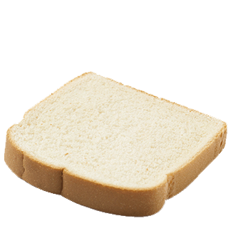 "White Bread 3/4"" 7-32oz Sliced 2"