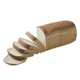 """Whole Grain Bread 3/4"""" 7-32oz Sliced"""