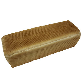 Unsliced White Pullman Bread 12-22oz Sliced