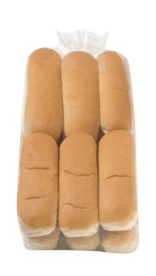 Hot Dog Bun 6