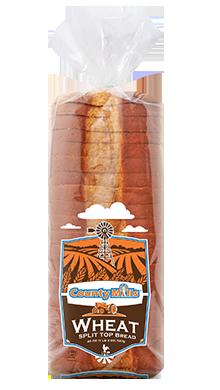 County Mills Split Top Wheat Bread 1/2