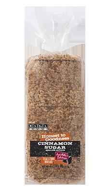 Honest to Goodness - Cinnamon Sugar English Muffin Toasting Bread, 12-18 oz