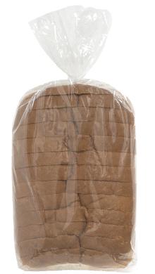 High Crown Rye Bread 3/4
