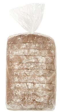 High Crown White Bread 3/4