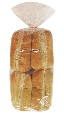 Whole Grain White Wheat Sliced Sub Bun 5