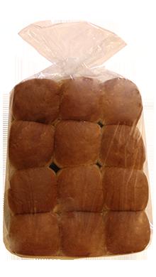 Whole Grain Sliced Dinner Roll 1.34oz 8-24ct