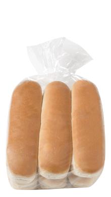 Gourmet Hot Dog Bun 8