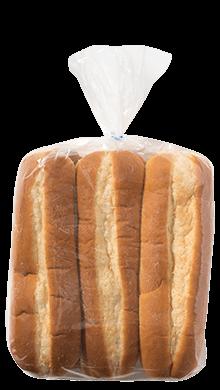 Whole Grain Sliced Sub Bun 8