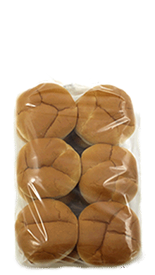 Golden Hamburger Bun 4
